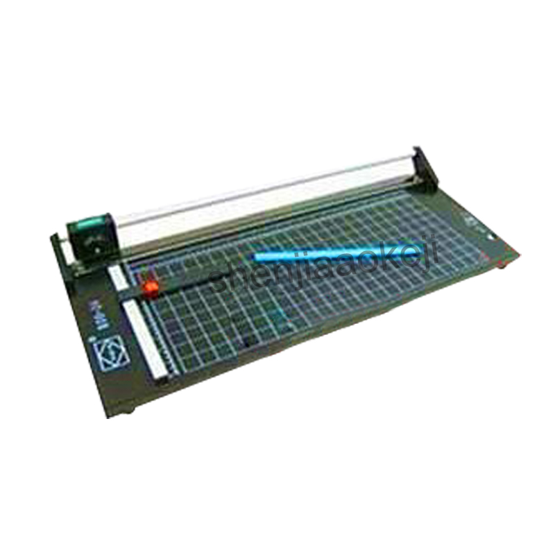 Cut paper machine Rotary Paper Trimmer Cutter Rolling cutter Cut paper machine 36 inch new discount portable 48 inches 1200mm manual rotary professional paper pvc cutter trimmer sg 1200 roller paper cutter 8sheets