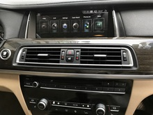 OTOJETA de gama alta de cuatro núcleos android 4.4.4 coche pantalla táctil multimedia de cabecera para el BMW 7 Series F01 F02 2009-2012 cic/2013 + NBT