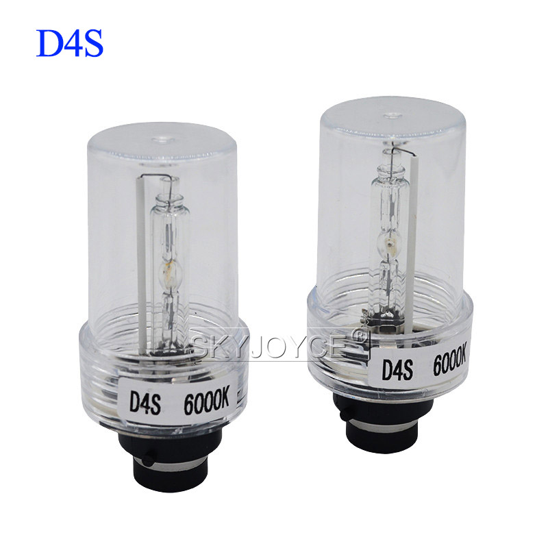 SKYJOYCE Xenon D1S 55W 6000K HID Bulbs D2S D3S 4300K 8000K D4S D1S 5000K 35W Car Headlight Bulb For Kit Xenon D2S D1S Ballast (6)