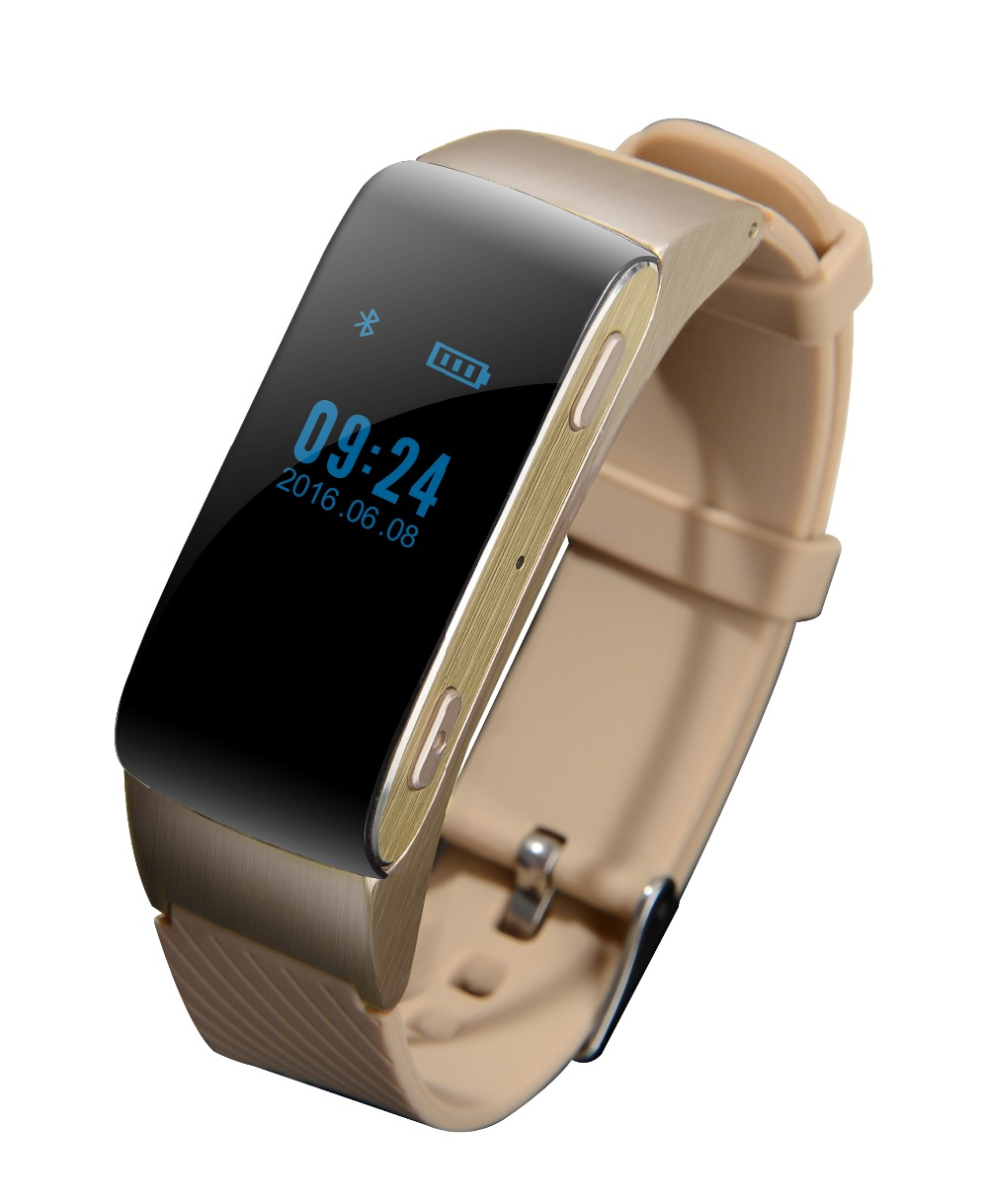 Smartch DF22 Smart Band Bluetooth Smart Bracelet Support Portable Talk Smartband Pedometer Fitness Tracker for Android
