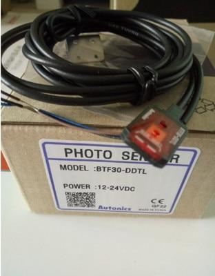 FREE SHIPPING BTF30-DDTL Photoelectric sensor