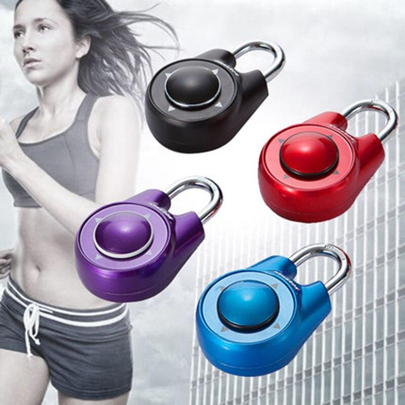 Master Lock Portable couleurs assorties Gym école Club de santé combinaison mot de passe directionnel cadenas casier serrure de porte 5 couleurs