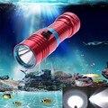 L2 5000Lm СВЕТОДИОДНЫЙ Фонарик 2016 Новый Дайвинг 100 м Подводный Фонарик Факел Бесплатная Доставка