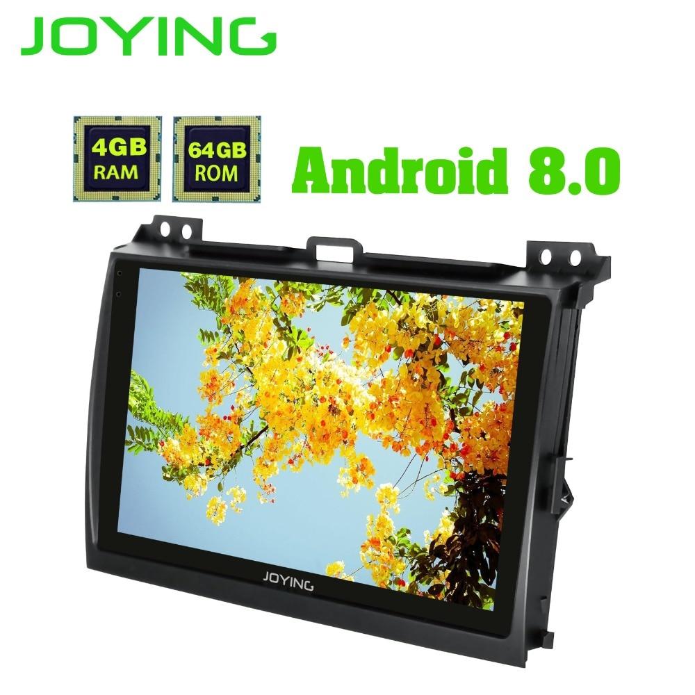 9 Android Радио Стерео головное устройство для Toyota Land Cruiser Prado (120) lexus GX470 2004-2009 gps навигации мультимедийный плеер