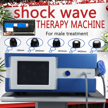 Shockwave machine shock wave therapy for plantar fasciitis male erectile dysfunction ED therapy slimming machine