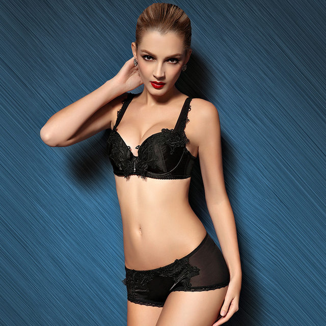 online shop vintage noble palace embroidery push up sexy mature