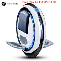 Original Ninebot One C+ Self Balancing Scooter Unicycle Smart Electric Scooter 20km/h Hover Board With APP Control Skateboard