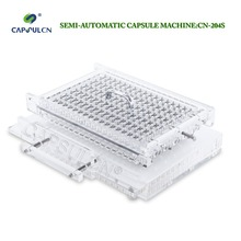 CapsulCN204-S Полуавтоматическая размер 4 капсулы машина/заполнитель капсулы/капсула розлива