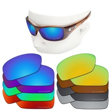OOWLIT Anti Scratch Replacement Lenses for Oakley Hijinx Etched Polarized Sunglasses