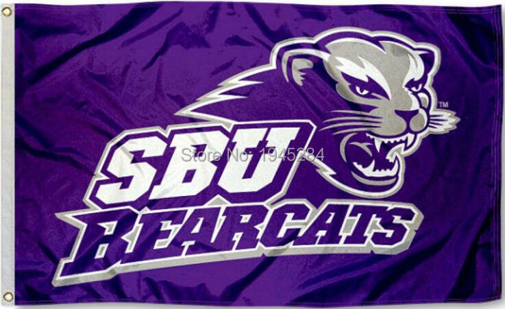 Southwest Baptist University Flag Banner New 3x5FT 90x150CM New Polyester NCAA 8892, free shipping