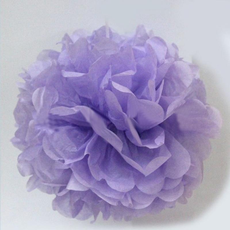 hot selling 120pcs 10 39 39 25cm paper pom pom pompoms tissue flowers wedding decorations party. Black Bedroom Furniture Sets. Home Design Ideas