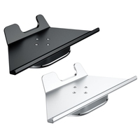 Newly Metal Protector Base Mount Bracket Metal bracket Aluminum Stand for Amazon Echo Show2nd 360 Swivel Speaker
