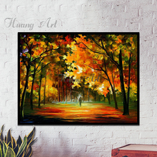 Здесь можно купить   Artist Hand-painted High Quality Modern Abstract Forest Oil Painting on Canvas Birch Tree Oil Painting Match for Brown Furniture Home Decor