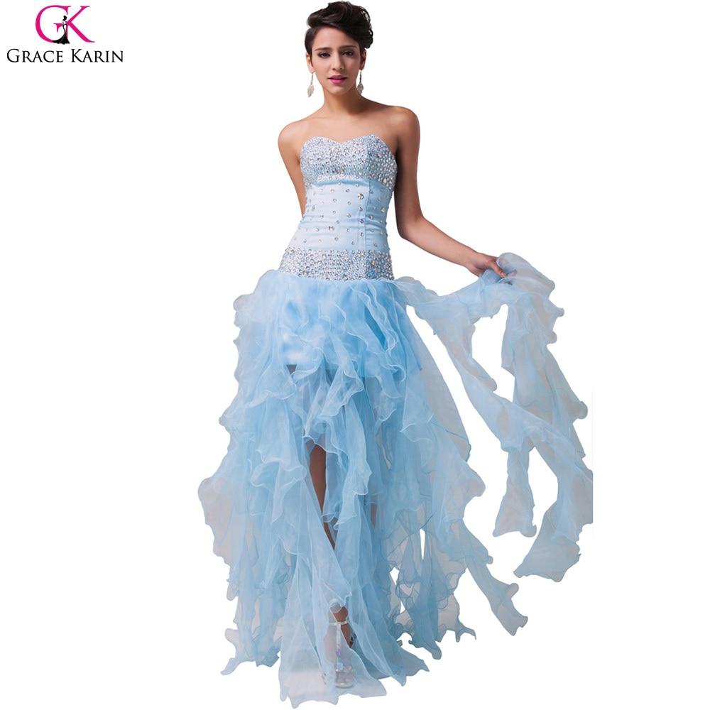 Online Get Cheap Light Blue Prom Dresses -Aliexpress.com | Alibaba ...
