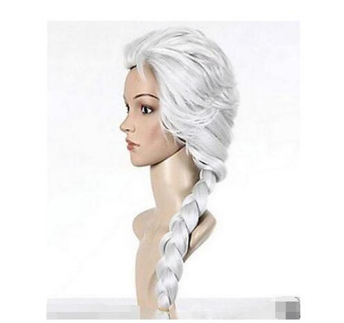 100% Brand New High Quality Fashion Picture wigs >> Frozen Adult Salon Quality Costume Wig