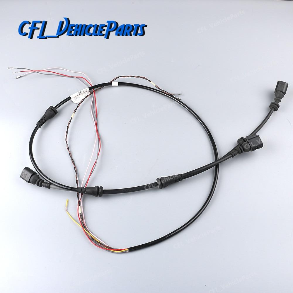 ABS Anti-blocage freins avant capteur fil 4F0972252A pour AUDI A6 Quattro 2005 2006 2007 2008 2009 2010 2011