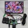 HDMI+VGA+2AV+Audio LCD driver board+10.1inch 1280x800 B101EW05 LP101WX1-SLP2+TP