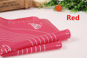 Image 5 - SHENHONG Silicone Baking Mat Thickening Flour Rolling Scale Mat Kneading Dough Pad Baking Pastry Rolling Mat Bakeware Liners