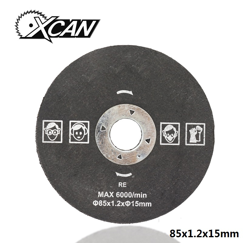 XCAN 1pc 85mm Circular Saw Blade Stone Tile Metal Cutting Disc Mini Saw Blade
