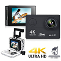 H9R/H9 оригинальная Экшн-камера Goldfox Ultra HD 4 K  1080 p  Спортивная камера  30 м  водонепроницаемая  экран 2 0 дюйма  go extreme pro cam