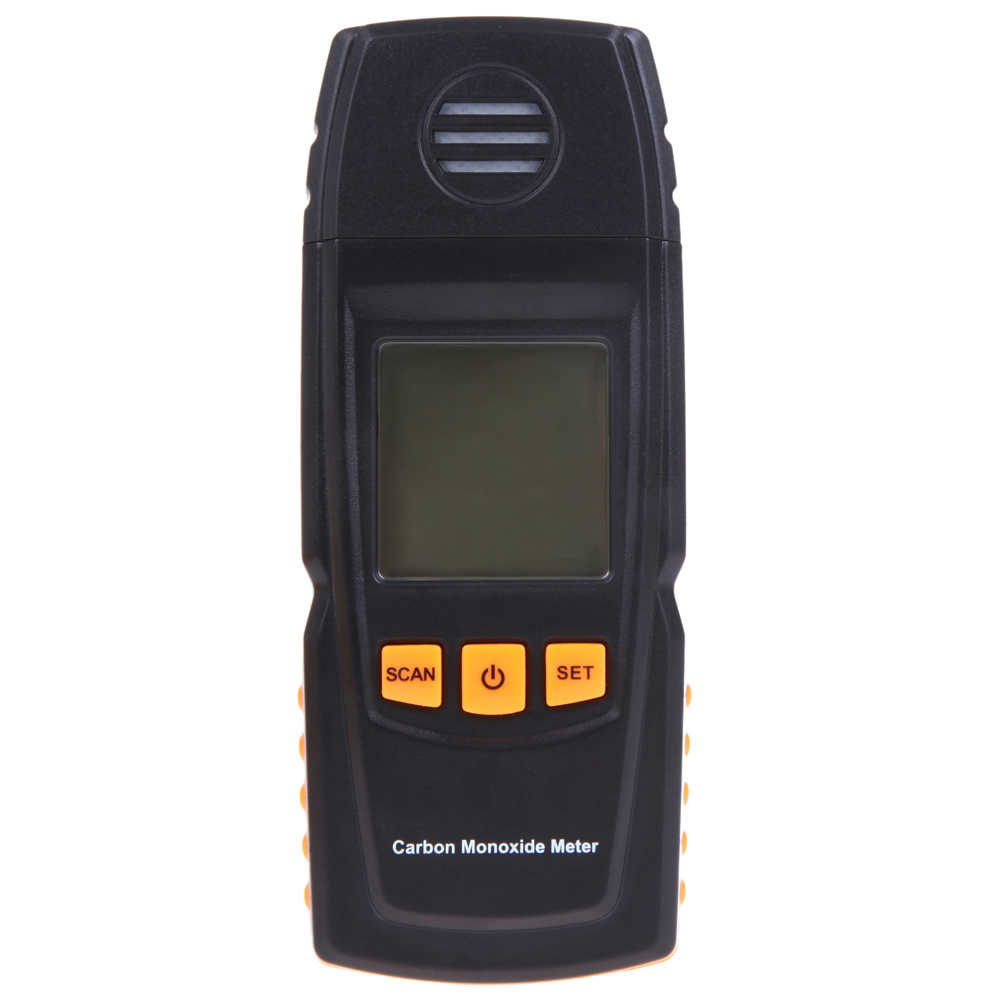 GM8805 Portable Handheld Carbon Monoxide Meter With High Precision CO Gas Tester Monitor Detector Gauge 0-1000ppm  цены