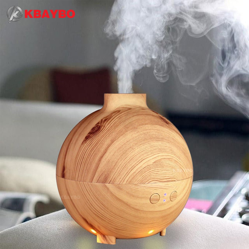 625ml Hot Sale LEDLight Ultrasonic Air Humidifier Mist Maker Fogger Electric Aroma Diffuser Essential Oil Aromatherapy Household 600ml hot sale ledlight ultrasonic air humidifier mist maker fogger electric aroma diffuser essential oil aromatherapy household