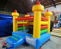 Inflatable playgrounds bounce house inflatable mini castle