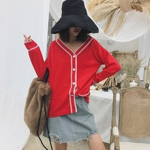 2018 New Early Autumn Knit Cardigan Sweater CS6