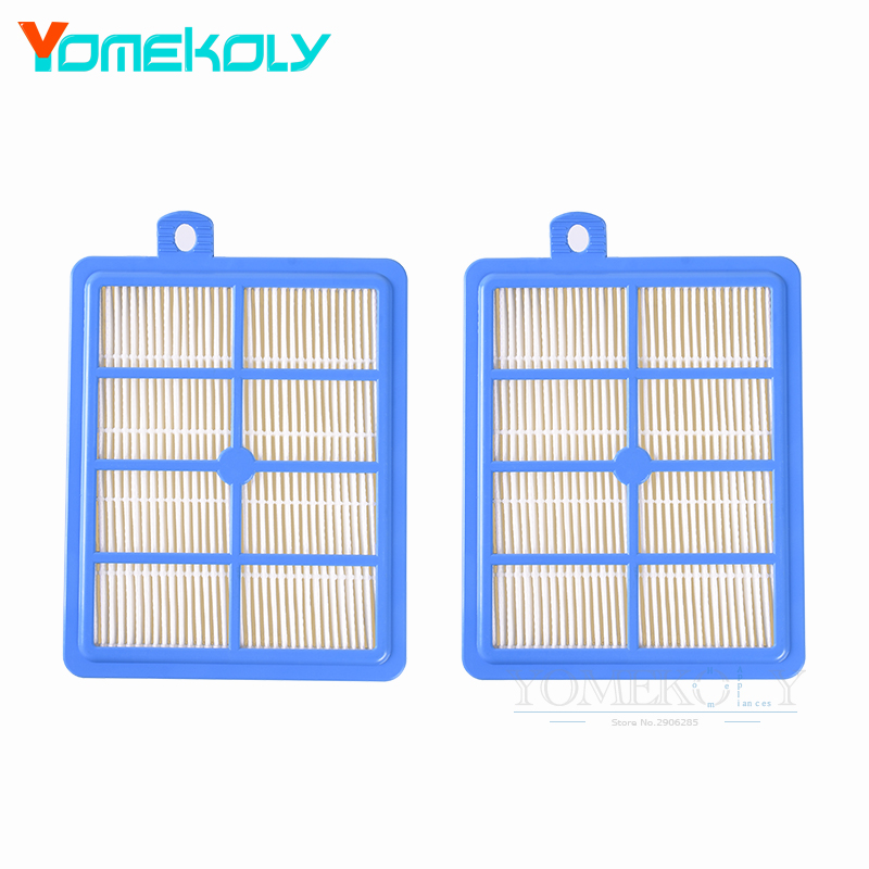 2pcs Hepa Filter for Philips Vacuum Cleaner FC8204 FC8060 FC9150-FC9199 FC9071 FC8038 Replacement S-filter HEPA 12 HEPA 13 philips fc9071 01