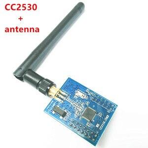 Image 1 - CC2530 Zigbee Module Với Antenna UART Không Dây Lõi Ban Phát Triển Hội Đồng Hội Đồng Quản Trị CC2530F256 Cổng Nối Tiếp Module Không Dây 2.4 GHz