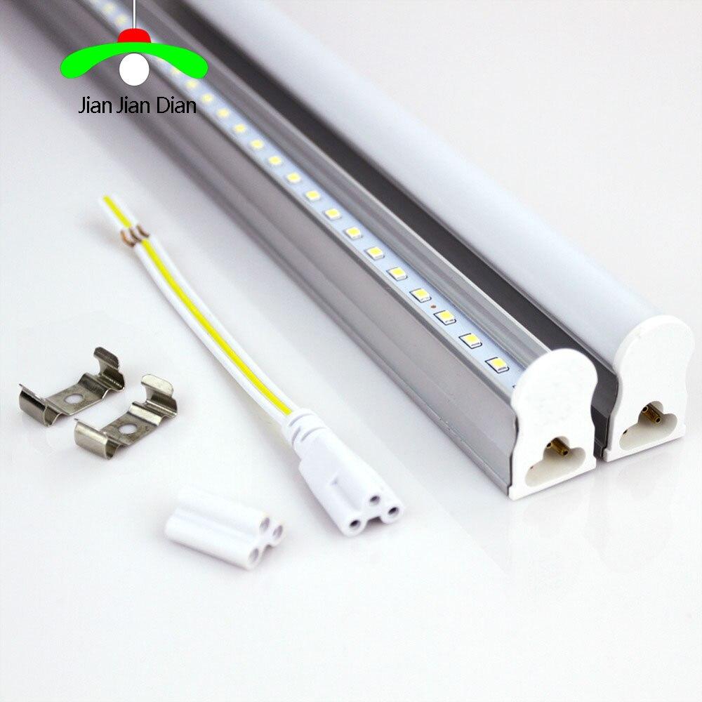 30pcs T5 LED Tube Light 300mm 14W 900mm 16W 1200mm LED Light AC85-265V Epistar SMD 2835 Warm White Cold White LED Lamp mlsled mls xd32 16w 16w 1100lm 160 smd 3014 led white ceiling light white 100 240v