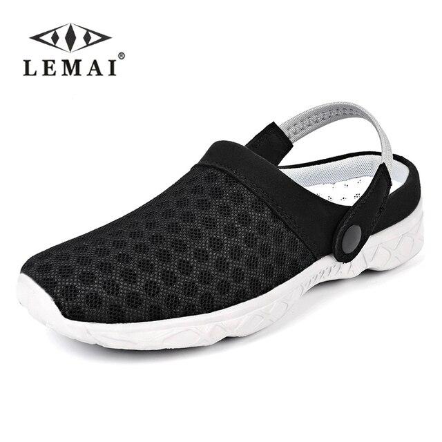 9da6ceb76cc4 LEMAI New Arrived Mens Summer Shoes