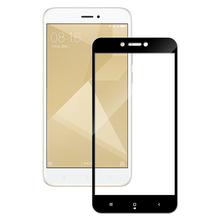 Colorful 9H Full Coverage Tempered Glass For Xiaomi Redmi 4 4A 4Pro 4 Prime Note 4X Pro Note 4X Screen Protector Toughened Film