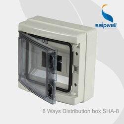 Gorąca sprzedaż najlepsza ip65 HA 8WAYS wodoodporna skrzynka rozdzielcza wysokiej jakości box box box waterproofbox ip65 -