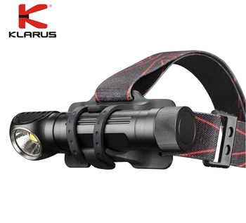 KLARUS HA2C USB Rechargeable Phare CREE XHP70.2 Max Lumière Phare Avec 3100mah 18650 Batterie