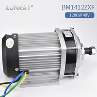 1200W 60V 48V DC Electric Tricycle Big Power Brushless Motor E Car Three Wheel Four Wheel Car Mid Drive Engine Accessories Parts