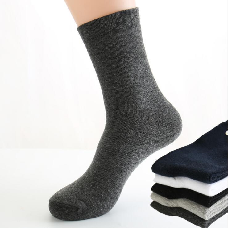 Casual men's sock sos