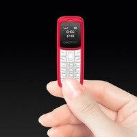 2019 new bluetooth mini cell phone dual sim dual standby keayboard mobile pocket telphone