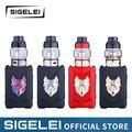 Vape kit sigelei originale snowwolf elettronica cigarrete MFENG Del Bambino kit costruito in 2000 Ahm batteria
