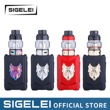 vape kit original sigelei snowwolf e electronic cigarrete MFENG Baby built in 2000 Ahm battery
