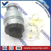 Sinocmp электронным впрыском зажигания 719-10305001 с 2 Ключи для Като HD820-2 HD820-5 экскаватор