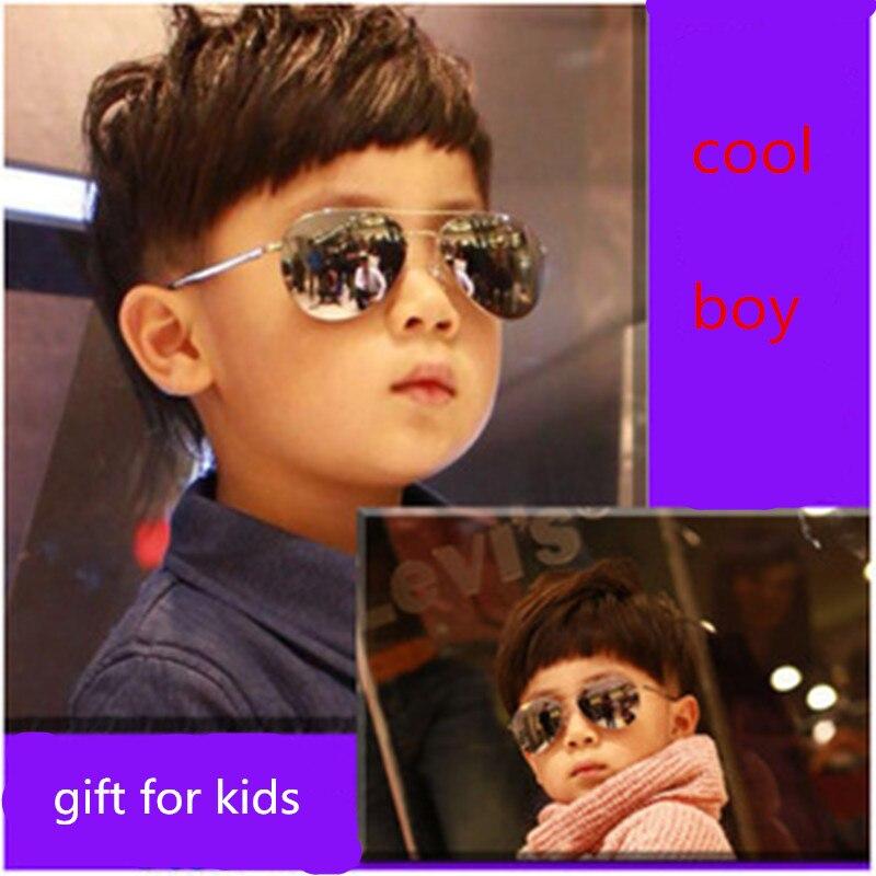 c328f866d081 TOP Polarized Kids Sunglasses Boys Girls Baby Infant Sun Glasses 100 ...