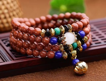 867c5ddb75e6 Pulsera de piedra de turmalina Natural al por mayor joyería de moda DIY  pulsera de cuentas de cristal de turmalina para mujer joyería de belleza