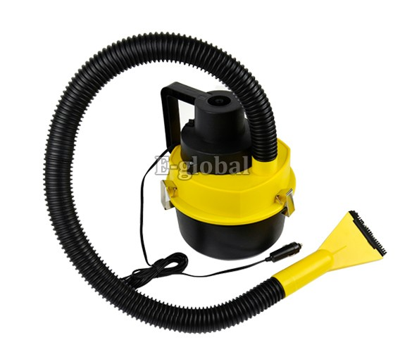 Portable Wet&Dry Auto Car Home Dust Vacuum Cleaner Collector Inflator Air 8743