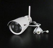 Беспроводной 1080 P 8 мм Объектив Видеонаблюдения P2P Открытый Ик-Камеры Ночного Видения Motion Detection Alarm Оповещение По Электронной Почте Onvif