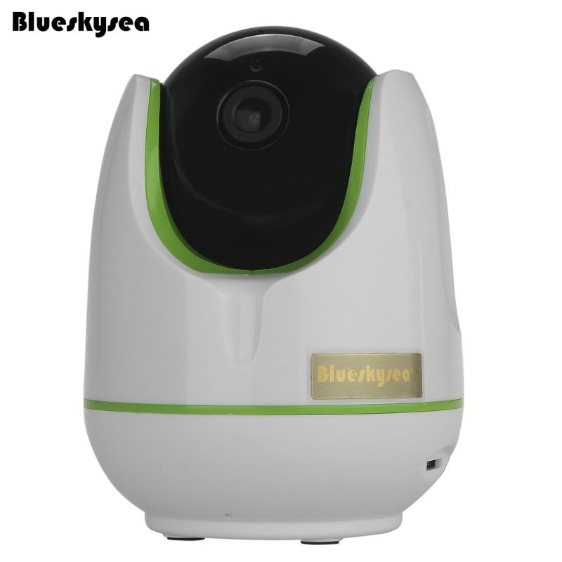 ФОТО Blueskysea Wireless WiFi 960P HD Network CCTV IP Camera Baby Monitor Webcam Night Vision Two Way Audio Free shipping