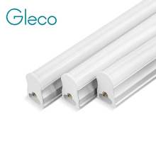 Интегрированный T5 светодиодный трубчатая лампа SMD 2835 AC 220V 5 Вт 29 см 9 Вт 57 см флуоресцентный настенный светильник T5 трубки топы белого цвета/теплый белый светильник