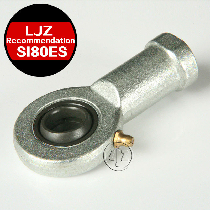 Combination of rod ends Bearings M64 4 Right and Left hand thread 80 mm ball 10