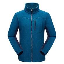 Autumn coat 2017 men fleece jacket thicken thermal keep warm windbreaker fleece innner coat windstopper skiwear