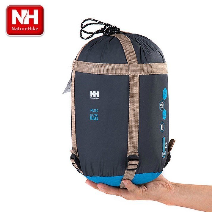 outdoor mummy sleeping bag ultra-light travel autumn winter camping tent pedestrianism - CARL YAO's store